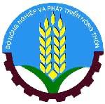 Logo Cục Thủy Sản - Bộ Nông Nghiệp Và Phát Triển Nông Thôn